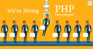 We're Hiring PHP Developer